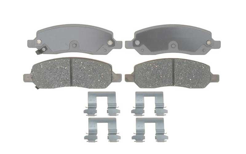lower quality brake pads