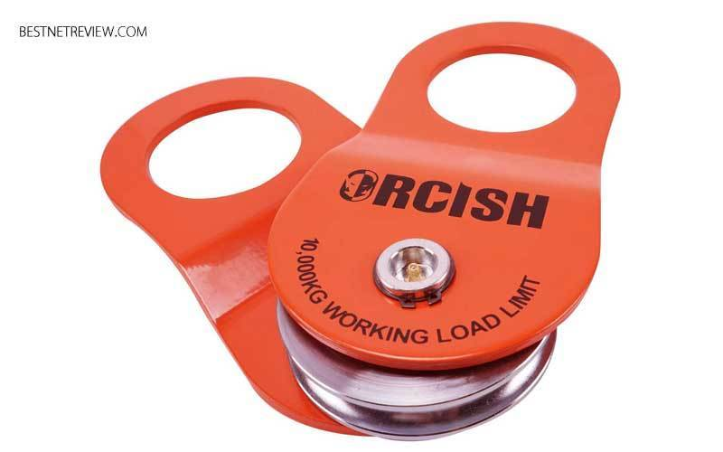 ORCISH 10T Recovery Winch Snatch Pulley Block  review