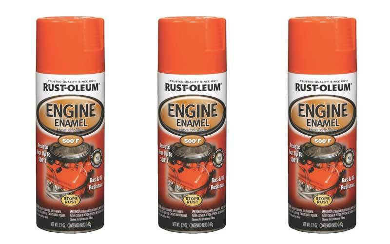 Rust-Oleum 248941 Engine Enamel review