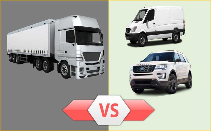 Comparison To Regular Vehicles