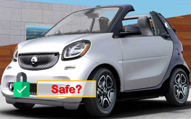 Is it safe? The safety features that come with your smart car