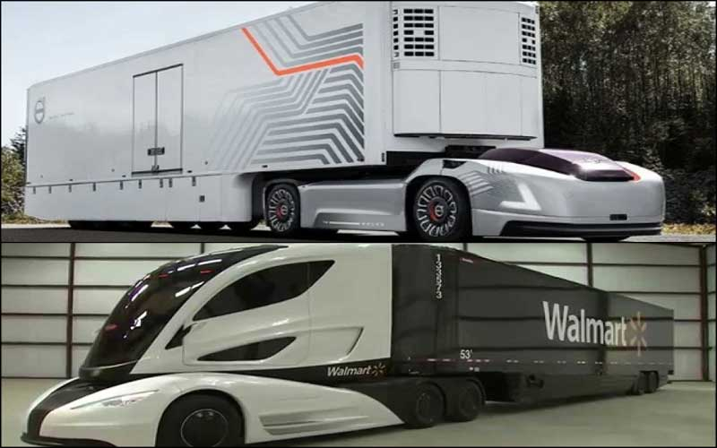 Latest Innovation And Uses Of Trucks