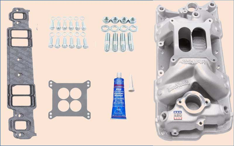 Manifold Installation Kit by Edelbrock review