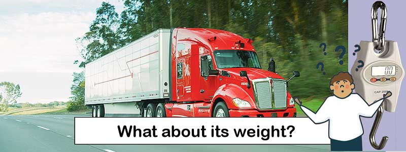 How Much Does A Truck Weigh
