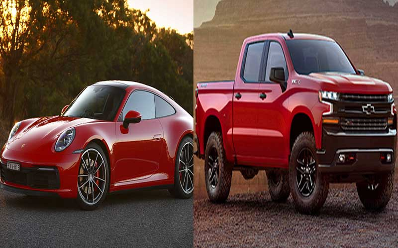 Specific Difference Between Cars And Trucks