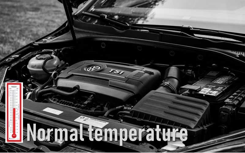 Surface Level engine temperature