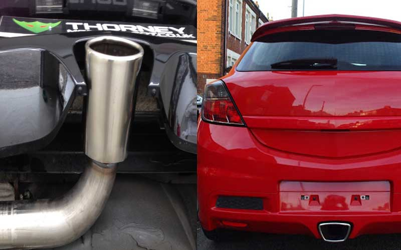 VXAR Exhaust Tip review