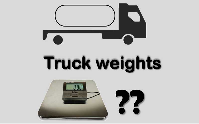 Weight Of A Truck