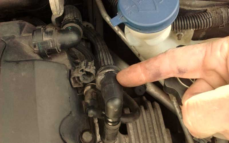 What does a PCV valve do