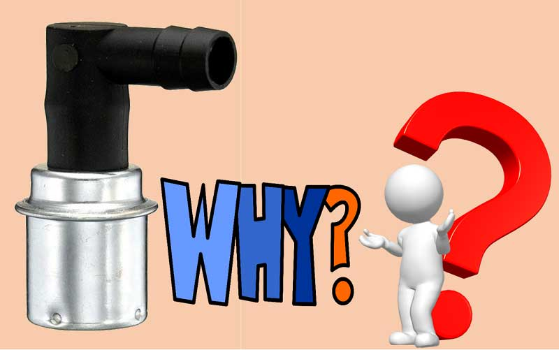 Why do we need a PCV valve