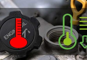 check the Engine oil Hot or Cold