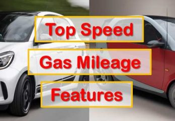 Smart Cars speed,mileage and features