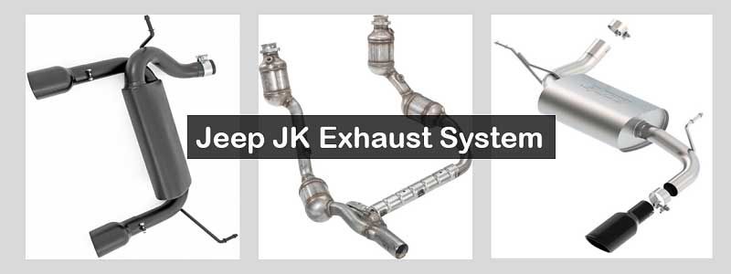 Best Jeep JK Exhaust System Review