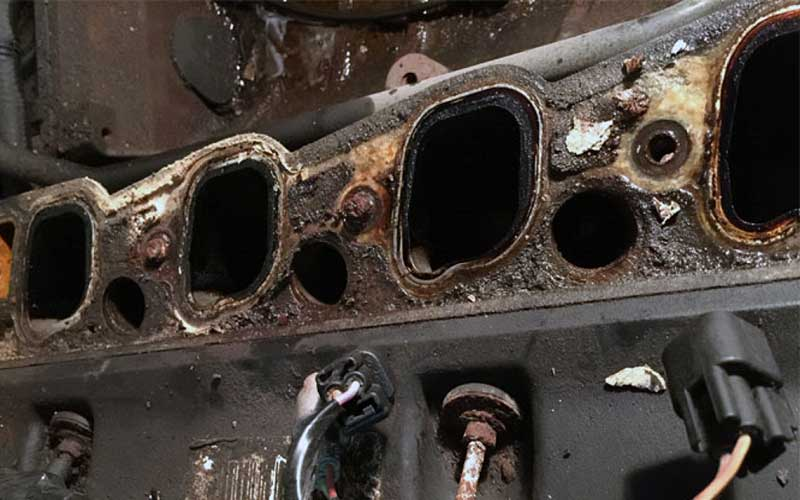 Intake Manifold Gasket Leaks