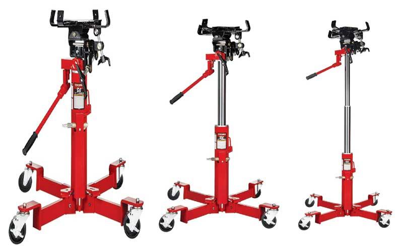 Sunex-7796-1000-pound air & hydraulic jack