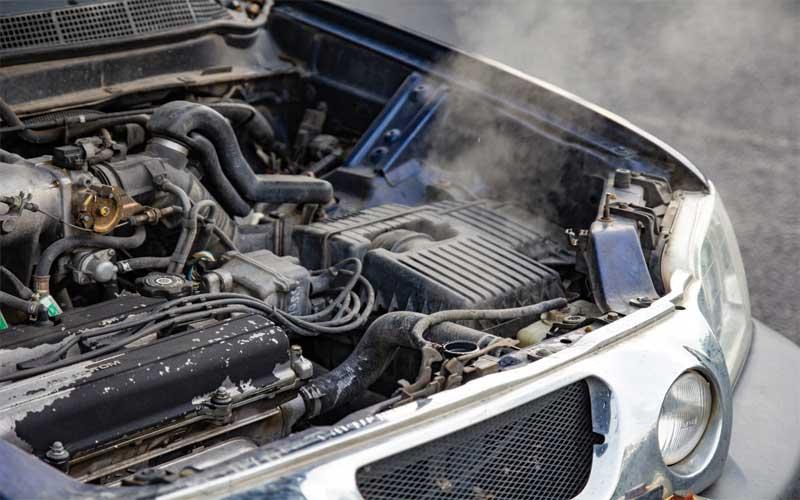 Worn engine causes of exhaust bad smoke