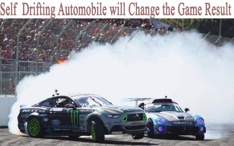 Self drifting automobile will change the game