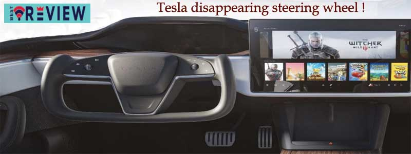 Tesla is priming customers for a disappearing steering wheel