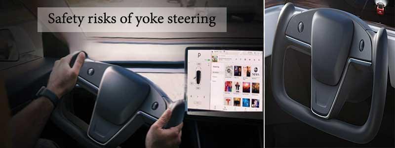 Tesla's New Steering Yoke isn't Retro, It's a Safety Risk
