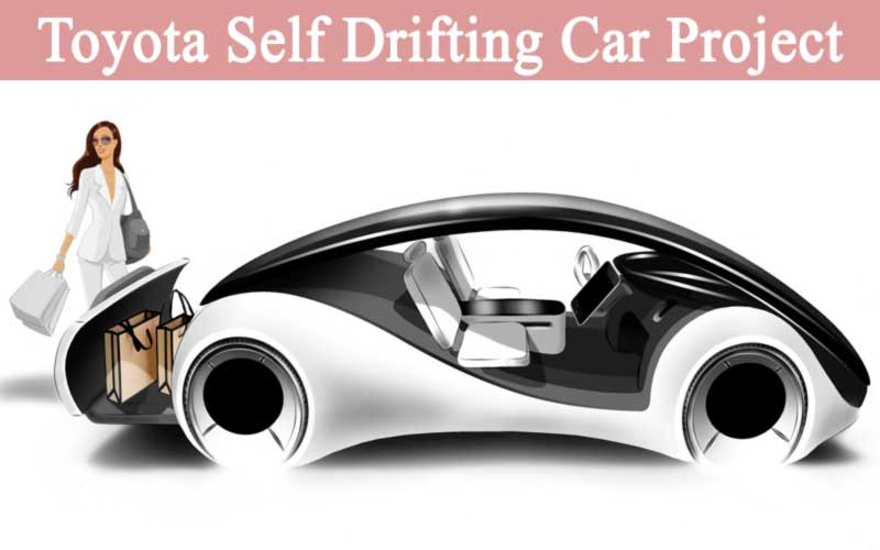 Toyota believes a self-drifting car project could save lives
